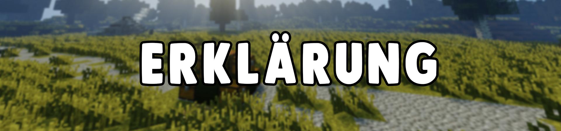 McLeben Community Server McLebennet Minecraft Serverlist Die - Minecraft spieler melden